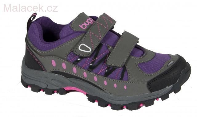Celoroční softshellová sportovní obuv BUGGA