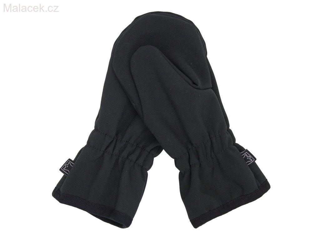 Dětské rukavice Fantom SOFTSHELL bez kožíšku 350592ca59