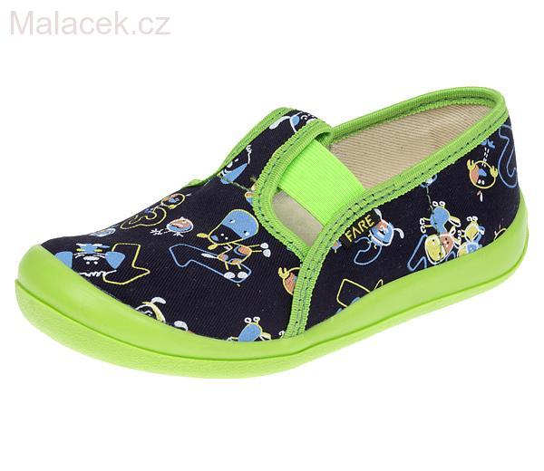 Dětské papuče na gumičku 4111409 c989d636b5