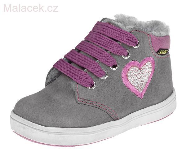 Dětské zimní boty kotníkové 2142154 da4cabfaaf