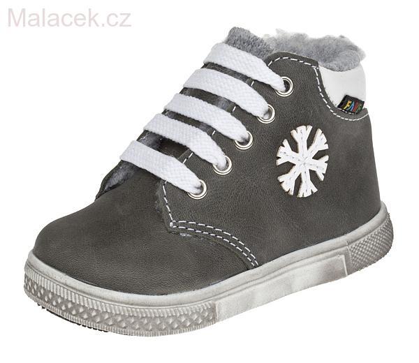 Dětské zimní boty kotníkové 2142163 f06edb08e9