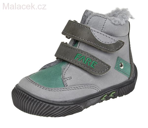Dětské zimní boty kotníkové 2147162 c6f9210f8c