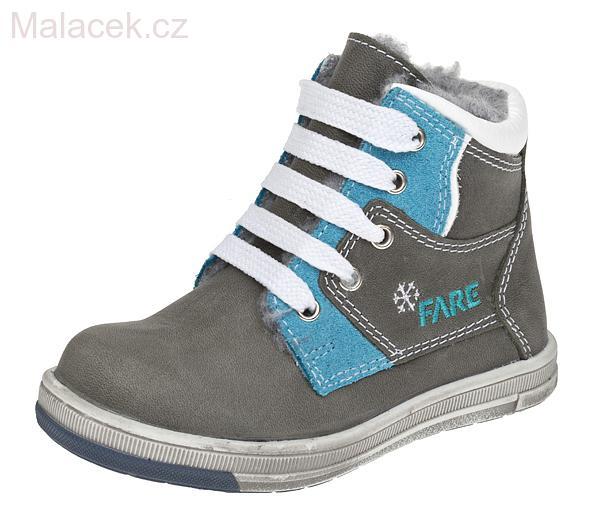 Dětské zimní boty kotníkové 842162 2c446622b7