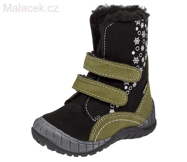 Dětské zimní boty kotníkové 2146212 3613b73658