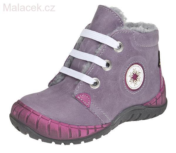 Dětské zimní boty kotníkové 843151 a379e446cb