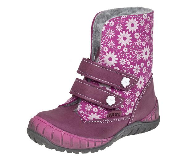 Dětské zimní boty kotníkové 849156 0ca4da4f4c