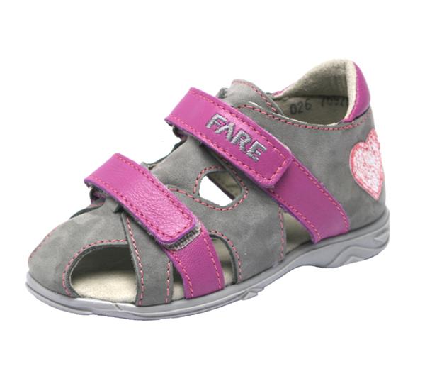 Dětské sandály 769261 face180143