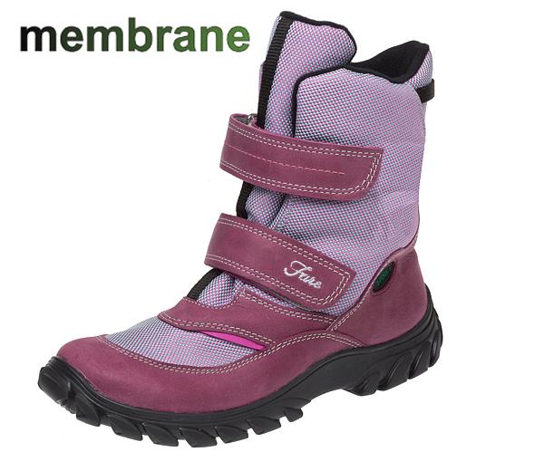 Dívčí zimní nepromokavé boty 2646156 f8dbe81deb