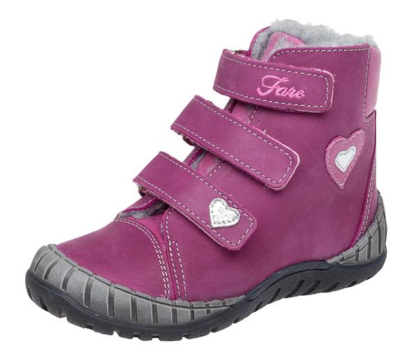 Dětské zimní boty kotníkové 841191 ca2a409d48