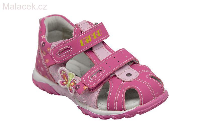 c032db27de3 Dětské sandále Fuchsia