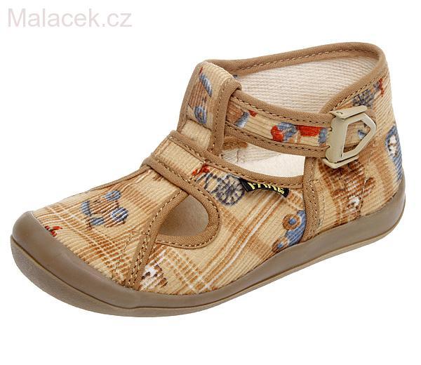 c849e1c18b5 Dětská obuv domácí 4114482
