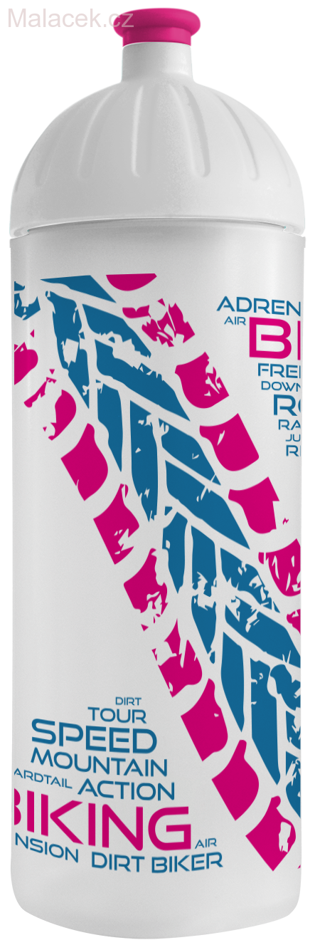 FreeWater lahev 700ml Biker transparentní,
