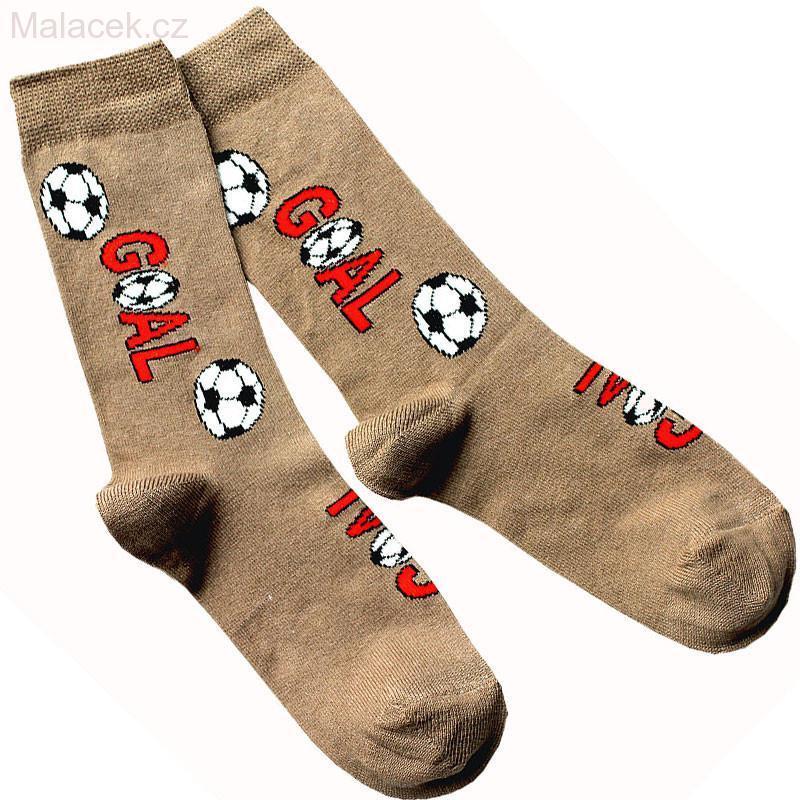 e22b0f0b986 Dětské ponožky GOAL