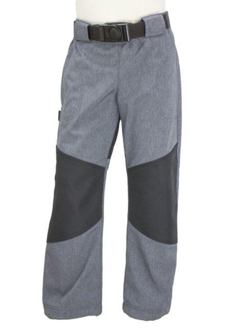 Dětské kalhoty Fantom SOFTSHELL s cordurou 3f49062e18