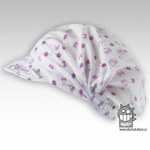 Dívčí šátek Blažena 04ee6652b7