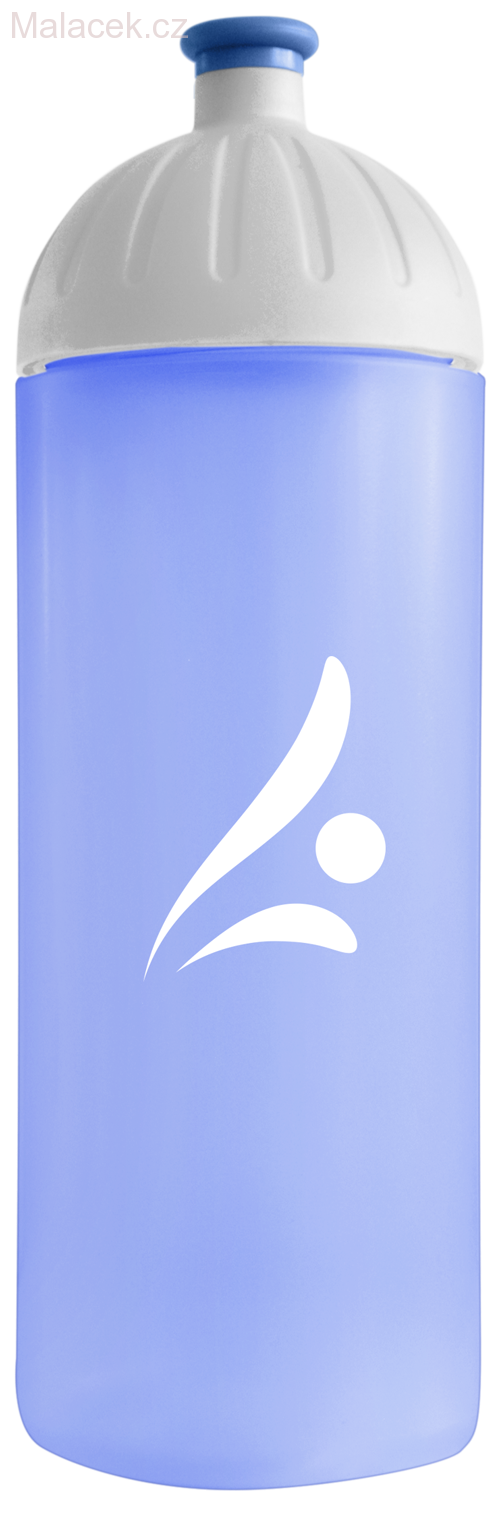 FreeWater lahev 700ml Logo modrá