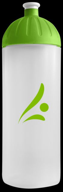 FreeWater lahev 700ml Logo transparentní