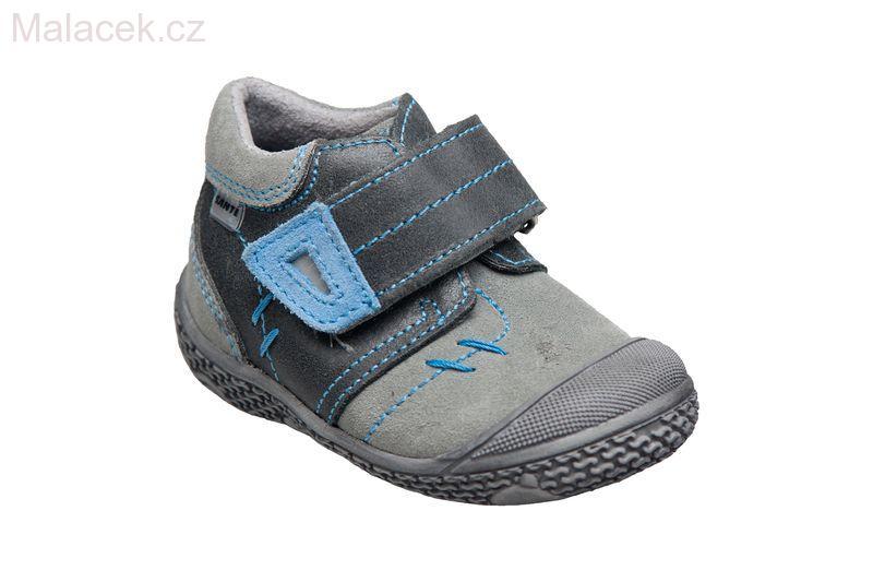 Celoroční dětské boty SANTÉ N661 401 69 18 87 4f87c6a4b9b
