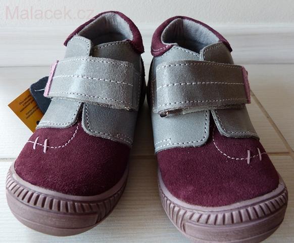 597bcb0da9e Celoroční dětské boty SANTÉ