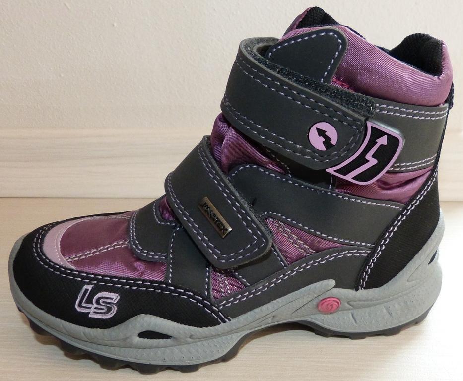 bf1a9860fec Dětská zimní obuv s membránou Santé