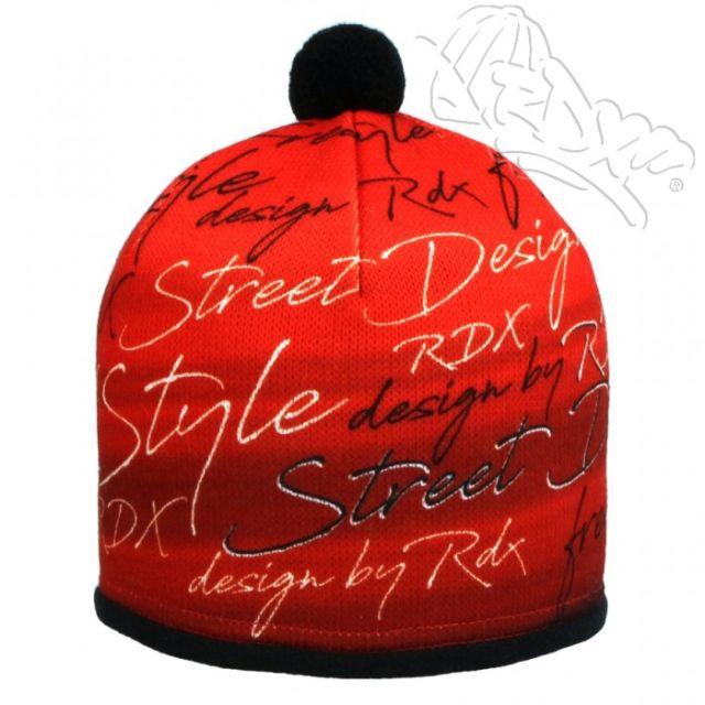 Zimní pletená čepice RDX s fleecovou podšívkou f9671d4df7