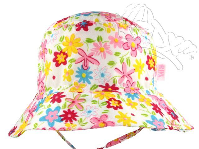 Dívčí vázací klobouček RDX cc581d47d7