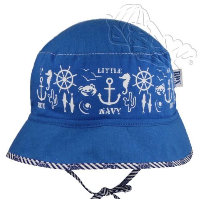 Chlapecký vázací klobouček RDX a6fafe0692