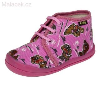 Dětské papuče 4011446 631aec3333